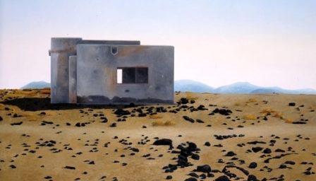La Maison abandonnée,  François Malbreil